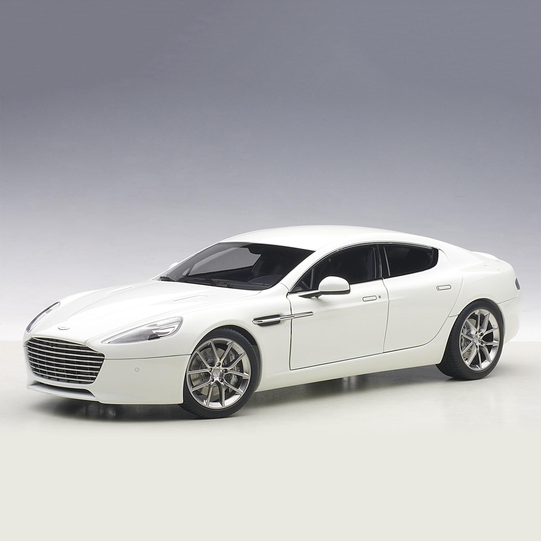 Aston Martin Rapide S 2015 // Stratus White