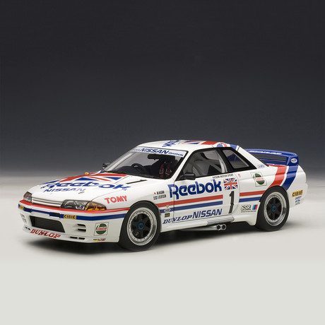 Nissan Skyline GT-R (R32) // Group A 1990 Reebok #1
