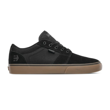 Barge LS Sneaker // Black + Gum + Gray (US: 5)