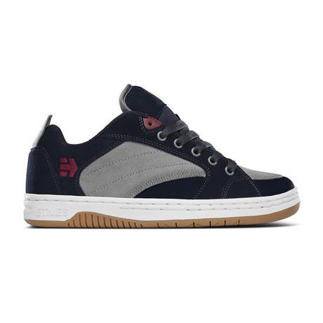 Czar Sneaker // Navy + Gray (US: 5)