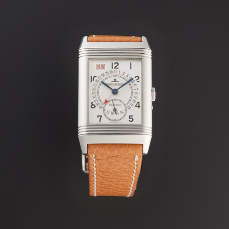 Jaeger-LeCoultre Grande Taille Day-Date Reverso Manual Wind // 270.8.36 // Pre-Owned