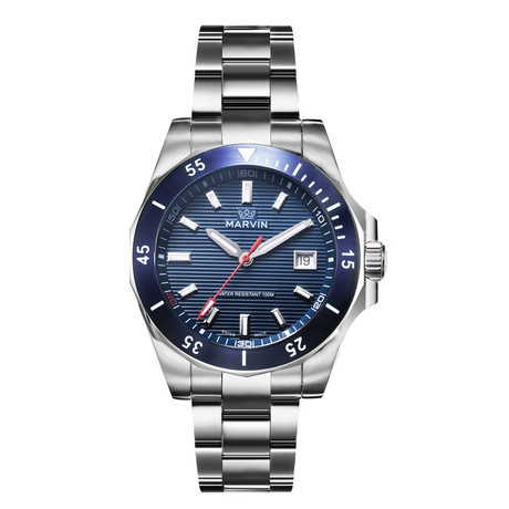 Marvin Malton Diver Automatic // M136.13.51.11