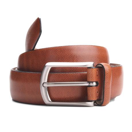 """Finn Leather Belt // Brown (33"""" Waist)"""