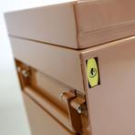 Deskbox Mini Jobsite Box // Tan