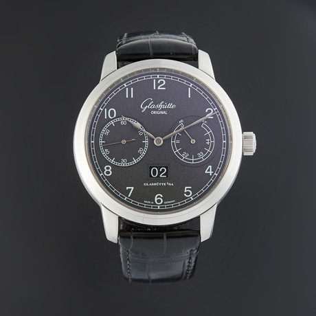 Glashütte Original Senator Observer Automatic // W10014020204 // Pre-Owned