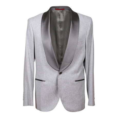 Tuxedo Suit // Light Gray (Euro: 46)