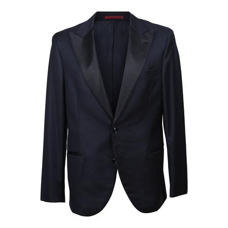 Tuxedo Suit // Dark Navy (Euro: 46)