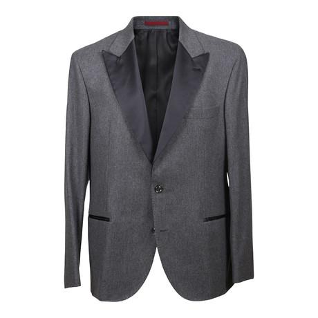 Trevor Tuxedo Suit // Gray (Euro: 46)