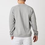 Versace Collection // Vali Logo Gym Shirt // Gray (XL)