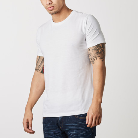 Versace Collection // Eduardo T-Shirt // White (S)