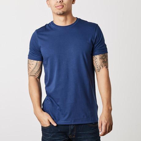 Fabio T-Shirt // Blue (XS)