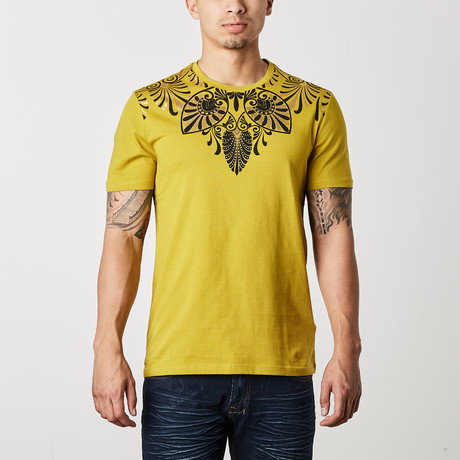 Patrizio T-Shirt // Yellow (S)