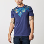 Versace Collection // Orlando T-Shirt // Blue (S)