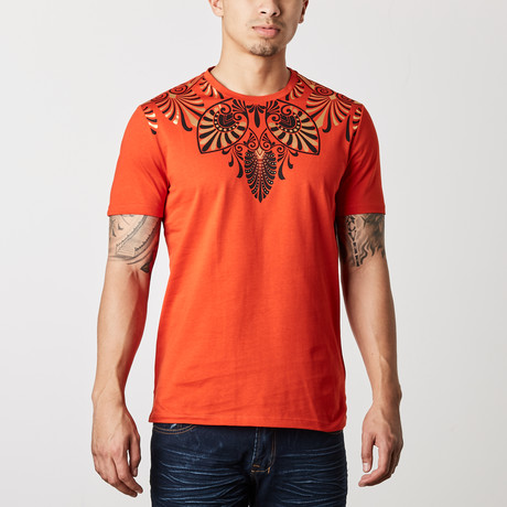 Versace Collection // Raphael T-Shirt // Vermillion (S)