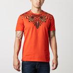 Versace Collection // Raphael T-Shirt // Vermillion (L)
