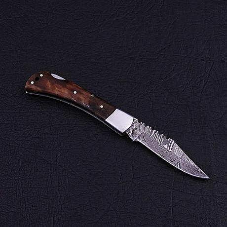 Pocket Folding Lock Back Knife // FK2303