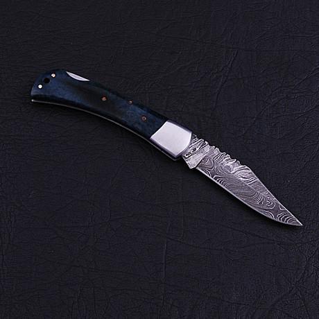 Pocket Folding Lock Back Knife // FK2304