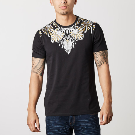 Nicoli T-Shirt // Black (S)