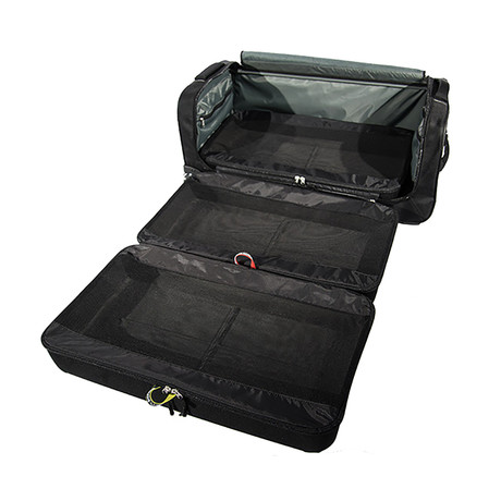 Oregami Large Rolling Bag // Black