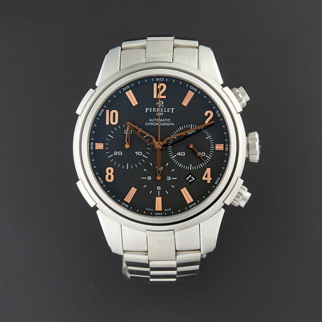Perrelet Class-T Chronograph Automatic // A1069/C // Unworn