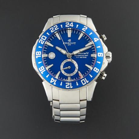 Perrelet Diver Seacraft GMT Automatic // A1055/C // Unworn