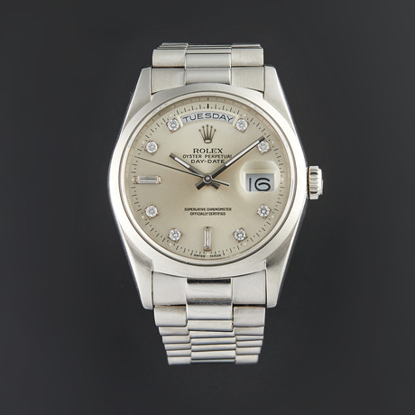 Rolex Day-Date President Automatic // 18206 // R Serial // Pre-Owned
