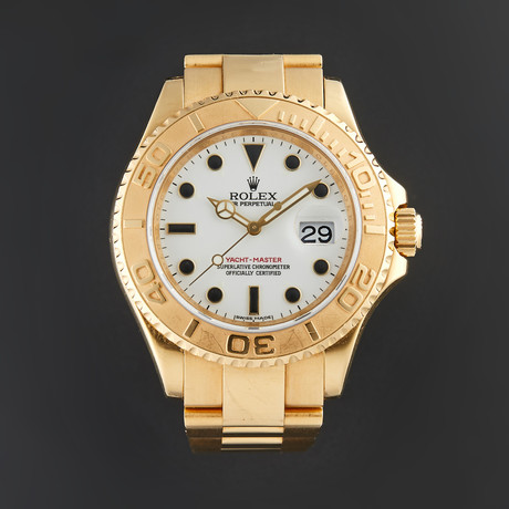 Rolex Yacht-Master Automatic // 16628 // V Serial // Pre-Owned