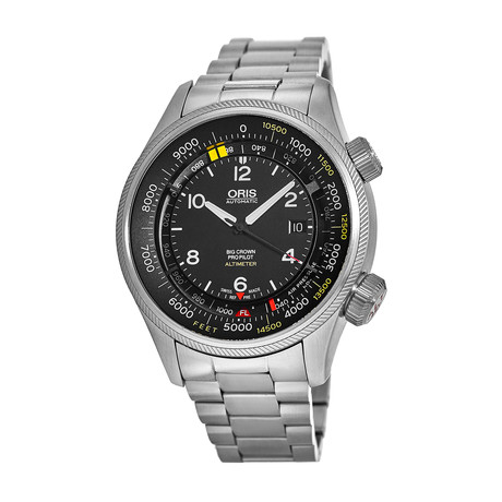 Oris Big Crown ProPilot Automatic // 01 733 7705 4134-Set 8 23 19