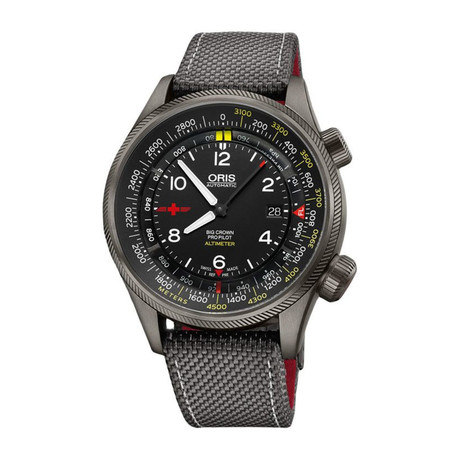Oris Aviation Automatic // 01 733 7705 4264-Set5 23 16GFC