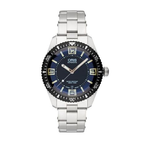 Oris Divers Automatic // 01 733 7707 4035-07 8 20 18
