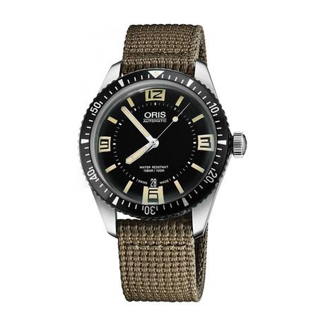 Oris Divers Automatic // 01 733 7707 4064-07 5 20 22