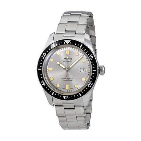 Oris Divers Automatic // 01 733 7720 4051-07 8 21 18