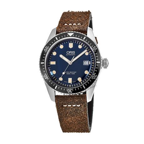 Oris Divers Automatic // 01 733 7720 4055-07 5 21 45