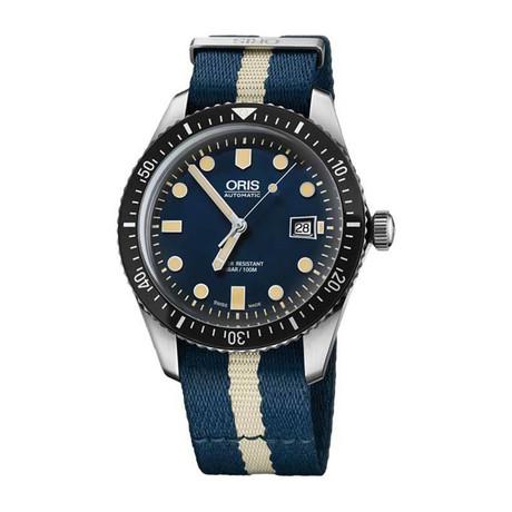Oris Divers Automatic // 01 733 7720 4055-07 5 21 29FC