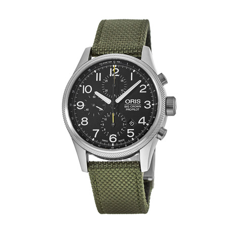 Oris Big Crown ProPilot Chronograph Automatic // 01 774 7699 4134-07 5 22 14FC