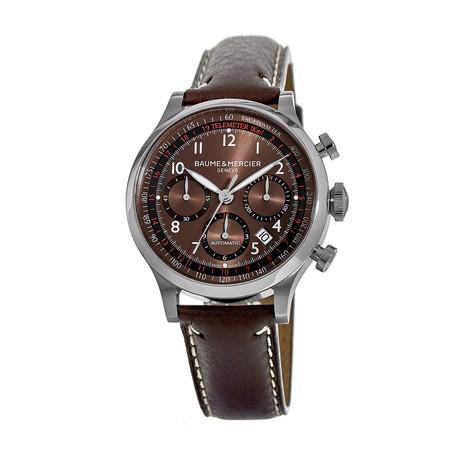Baume & Mercier Capeland Chronograph Automatic // 10002
