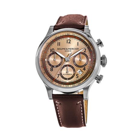 Baume & Mercier Capeland Chronograph Automatic // 10004