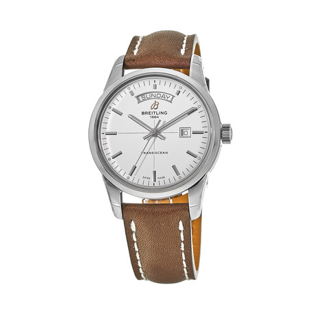 Breitling Transocean Day Date Automatic // A4531012/G751-437X