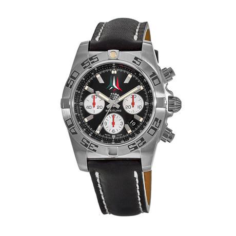 Breitling Chronomat 44 Frecce Tricolore Automatic // AB01104D/BC62-435X