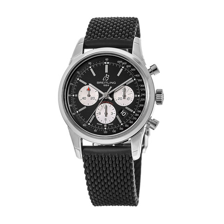 Breitling Transocean Chronograph Automatic // AB0152121B1S1
