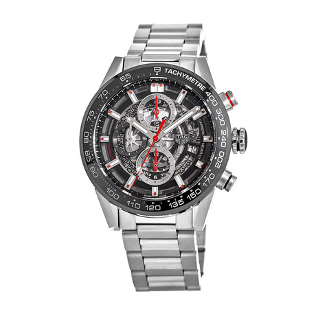 Tag Heuer Carrera Calibre Chronograph Automatic // CAR201V.BA0766