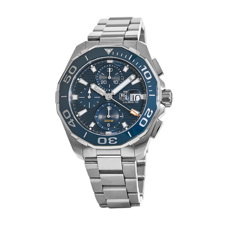 Tag Heuer Aquaracer Chronograph Automatic // CAY211B.BA0927