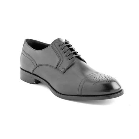 Dior // Brogue Oxford Dress Shoes // Black (US: 7)