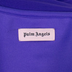 Palm Angels // X Playboi Carti 'Die Punk' Track Jacket // Purple (XS)