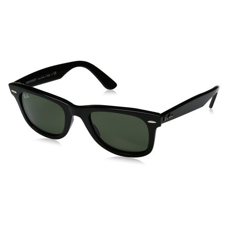 Ray-Ban // Original Wayfarer Sunglasses // Black Green