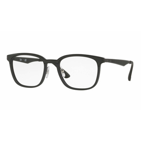 Nylon Optical Frame // Black