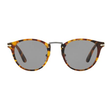 Acetate + Metal Sunglasses // Madreterra + Gray