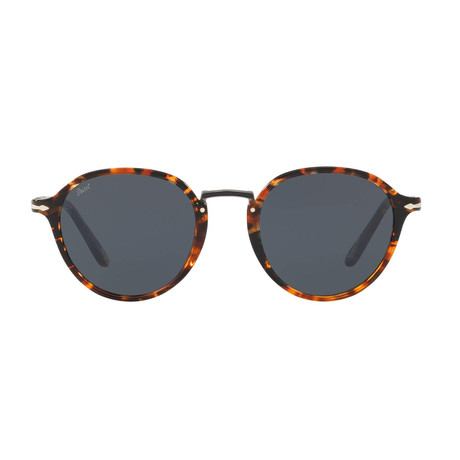 Round Combo Evolution Sunglasses // Tortoise Brown + Gray