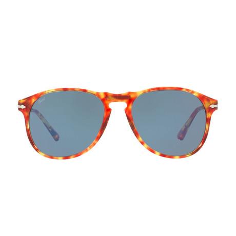 Vintage Sunglasses // Light Tortoise + Gray