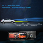 Lanmodo Vast // 1080P Automotive Night Vision System (Without 720P Rear View Camera)